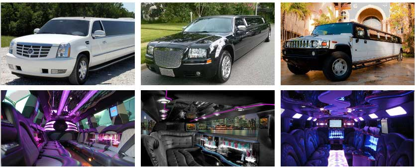 Limo Services Holly Springs NC