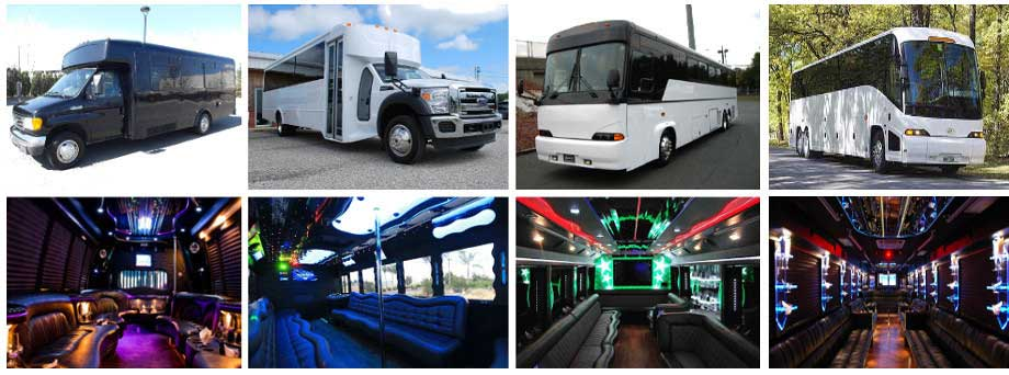Party Bus Mooresville
