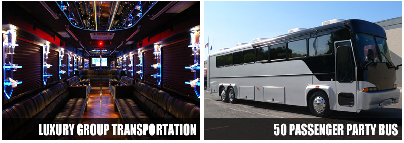 bachelor party buses north carolina